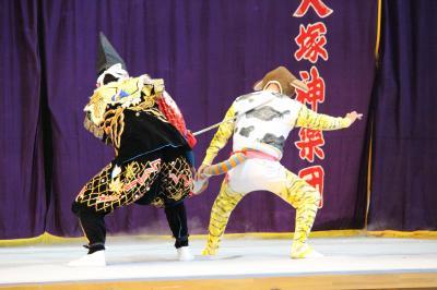 大都神楽団 頼政5
