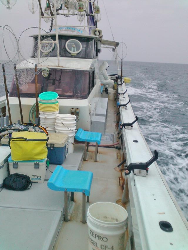 20140305新潟名立港 鯛釣り (2)