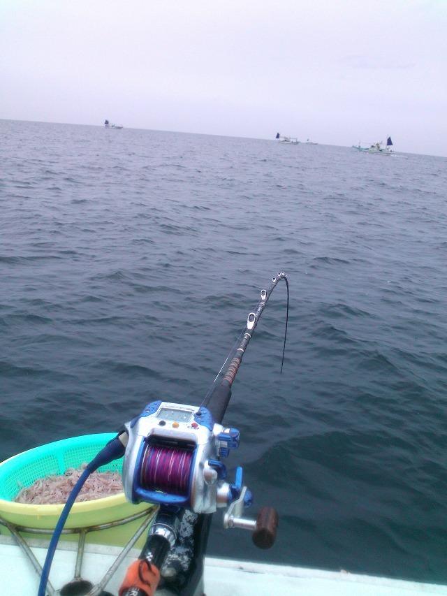 20140305新潟名立港 鯛釣り (7)