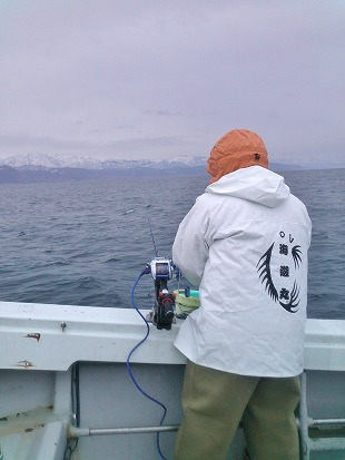 20140305新潟名立港 鯛釣り (8)