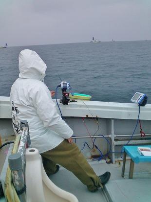 20140305新潟名立港 鯛釣り (1)