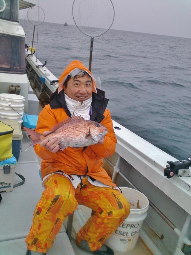 20140305新潟名立港 鯛釣り (5)