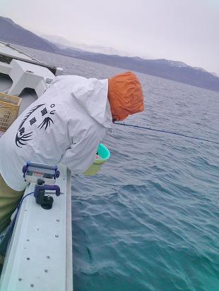 20140305新潟名立港 鯛釣り (18)
