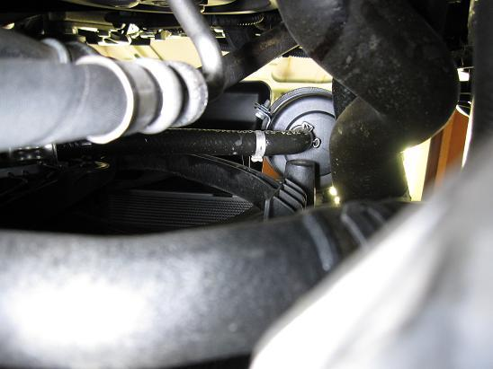 BMW 120i オイル漏れ♪