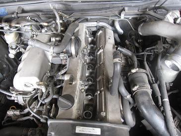 ローレル GC34 エンジン不調