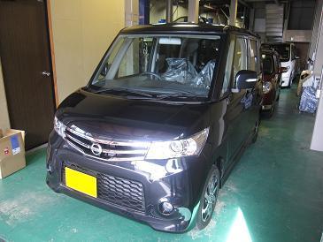 ルークス ML21S 新車納車♪