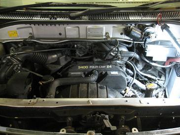 グランビア V6 タイミングベルト& トルコン太郎 ♪