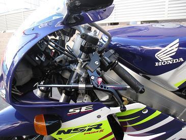 NSR250SE バイクオークション♪
