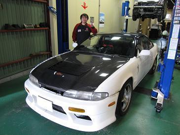 S14 シルビア 通販の達人!!
