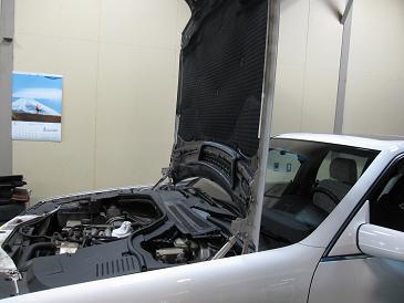 ベンツ 車検整備♪ こんなんになるの知ってます?