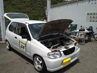 HA23V レースカー製作