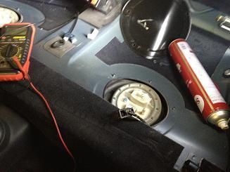 電圧を計る