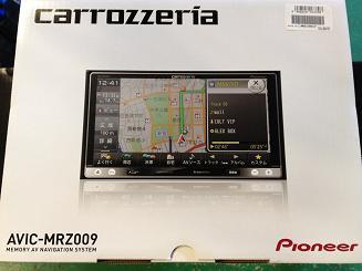 carrozzeria AVIC-MRZ009