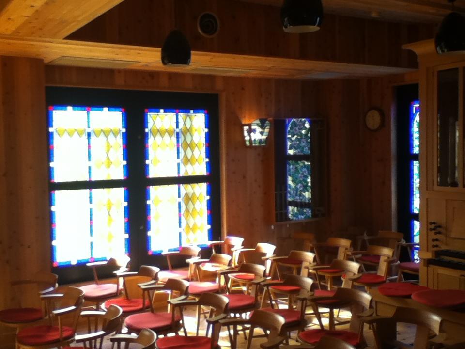 松本記念音楽迎賓館Aホール