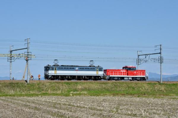 HD300-16甲種輸送(20140405)