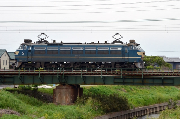 EF66 27 (2088レ 2014年4月19日)