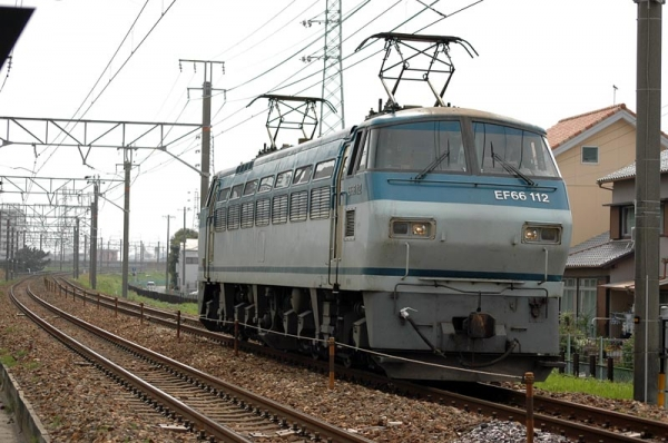 EF66 112 (2006年5月2日 3170レ)