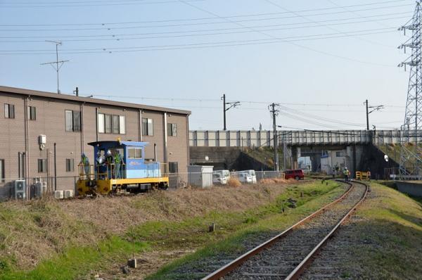 西浜松JT専用線