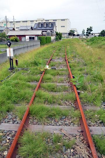 JT線跡(2014年6月28日)