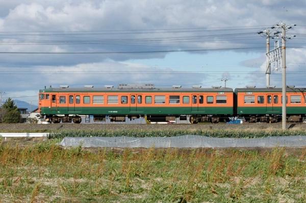 クハ111-2632(2007年2月18日 772M)