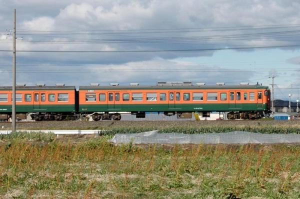 クハ111-2722(2007年2月18日 772M)