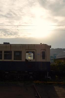 大井川鐵道クハ571