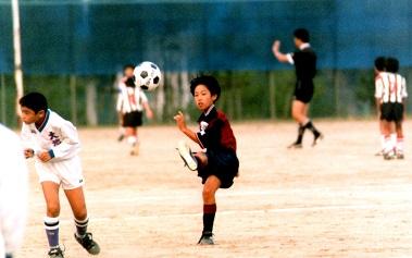 小5 サッカー
