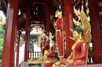 曜日の仏像