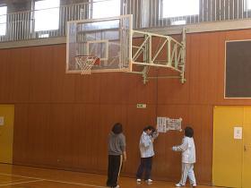 球技大会・準備1