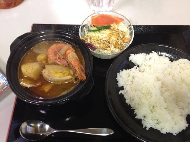 海鮮スープカレー