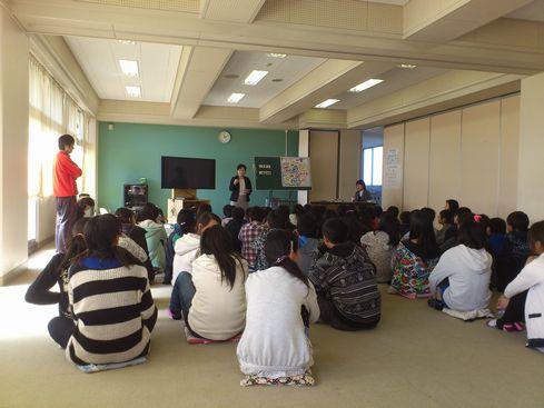 薬物乱用防止教室(七栄小)21