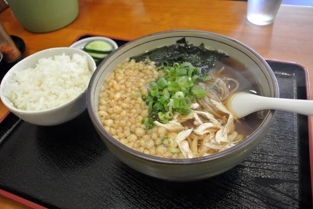 麺屋 一里@芳賀町下高根沢 和風らー麺1