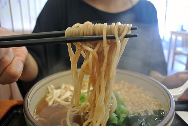 麺屋 一里@芳賀町下高根沢 和風らー麺2