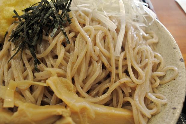 麺屋 一里@芳賀町下高根沢 和風冷やしつけ麺2