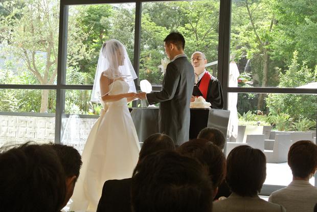 結婚式 ザ ランドマークスクエア トウキョウ 2