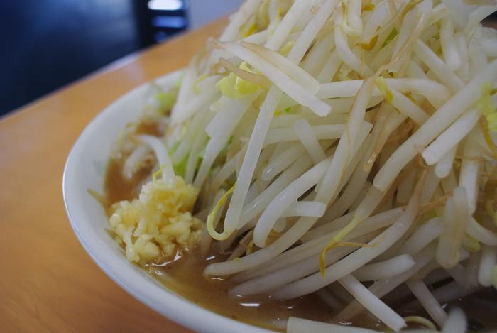 G麺烈伝 地雷屋@上三川町 ライトイチロー3