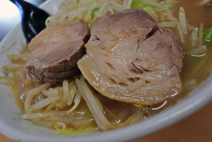 G麺烈伝 地雷屋@上三川町 ライトイチロー5
