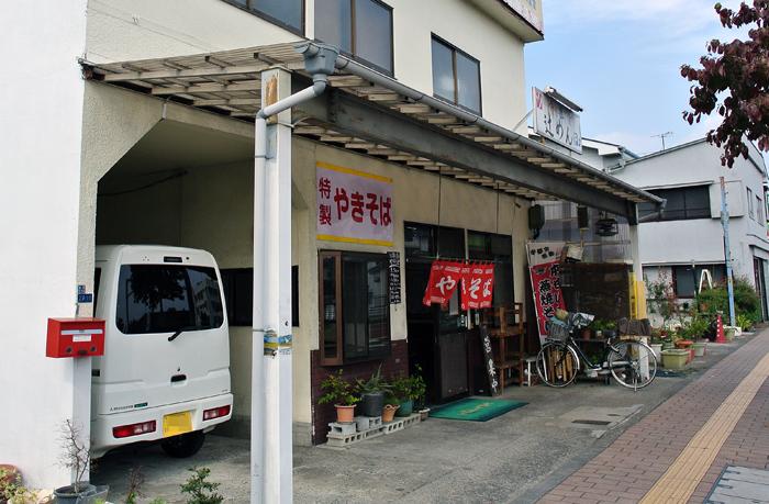 辻製麺食堂@宇都宮市宿郷 外観