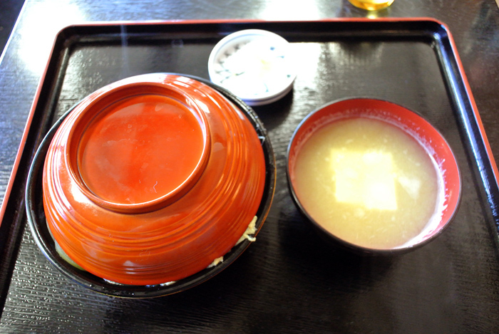 平松食堂@宇都宮市平松本町 カツ丼1