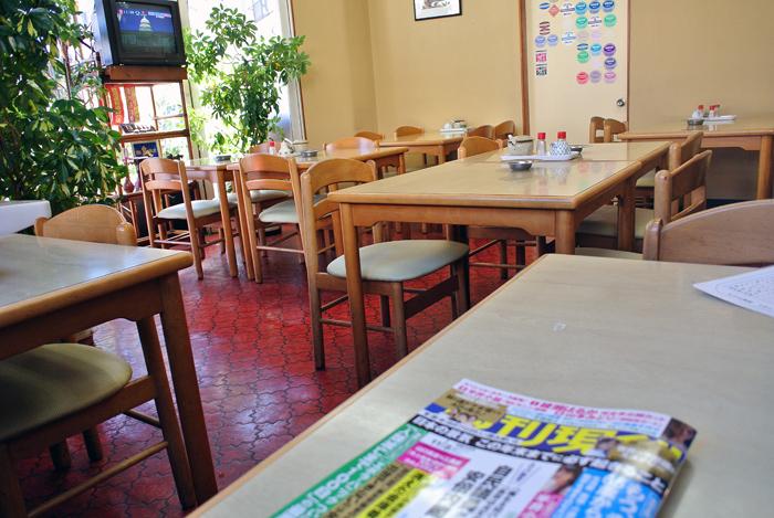 ミナミ食堂 2@宇都宮市吉野 店内