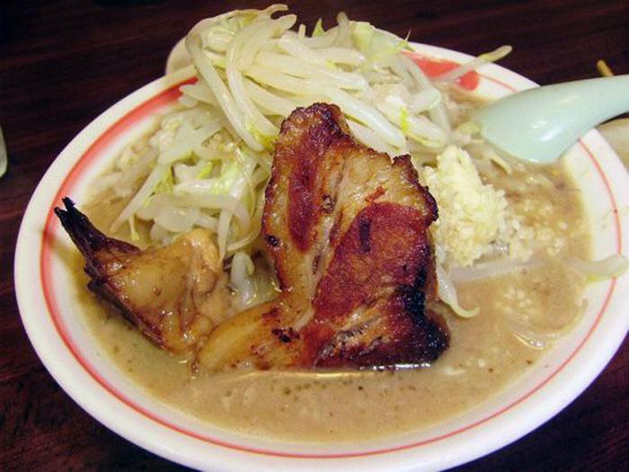 G麺烈伝 地雷屋@上三川町 2009年のライトイチロー