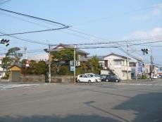 城ヶ崎交差点