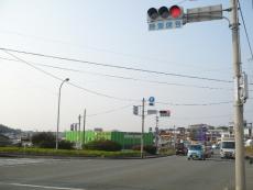 新原南交差点