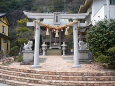 温泉神社なるものも