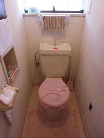 1階トイレ 施工前