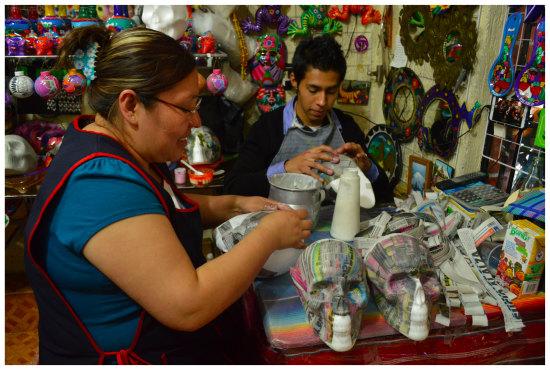 8メキシコ家族