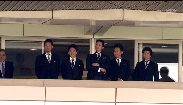 TOKIOが皐月賞のプレゼンターで中山競馬場に!※なおTOKIOは馬券を的中させた模様wwwww