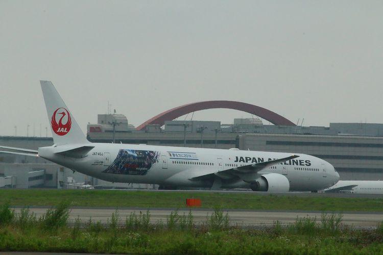 1407羽田空港① (173)FC2