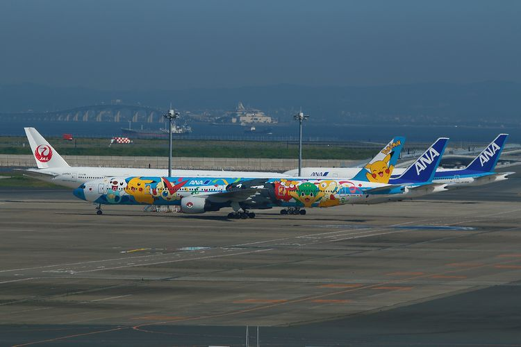 1407羽田空港② (151)FC2