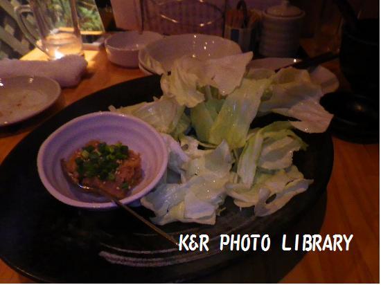 11月24日豚味噌きゃべつ